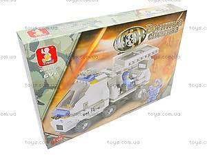 Конструктор «Военный спецназ», 198 деталей, M38-B0198R, игрушки