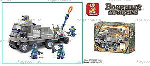 Конструктор «Военный спецназ», 232 деталей, M38-B0200R, купить