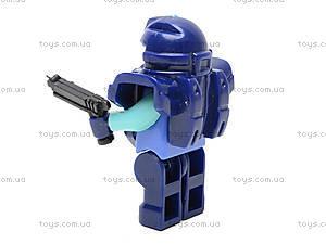 Конструктор «Военный спецназ», 258 деталей, M38-B0199R, детские игрушки