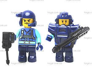 Конструктор «Военный спецназ», 258 деталей, M38-B0199R, детский