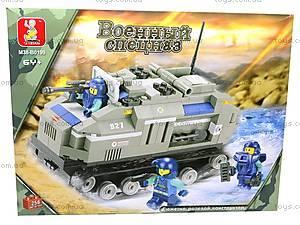 Конструктор «Военный спецназ», 258 деталей, M38-B0199R, цена