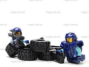 Конструктор «Военный спецназ», 267 деталей, M38-B0201R, интернет магазин22 игрушки Украина