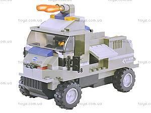 Конструктор «Военный спецназ», 467 деталей, M38-B0208R, цена