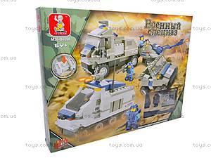 Конструктор «Военный спецназ», 467 деталей, M38-B0208R, игрушки