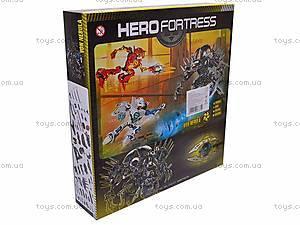 Конструктор Von Nebula серии Hero Fortress, 9904, купить