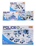 Конструктор для детей серии «Полиция», XP93514, отзывы