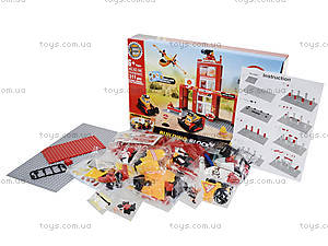 Детский конструктор Planes: Fire and Rescue, XZ185, фото