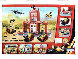 Детский конструктор Planes: Fire and Rescue, XZ185, отзывы