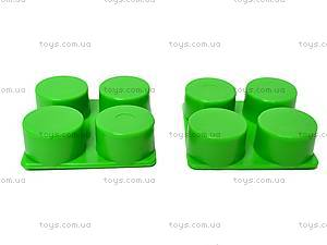 Конструктор Юни-блок, 108 элементов, Юника, toys