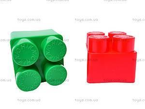 Конструктор Юни-блок, 108 элементов, Юника, іграшки