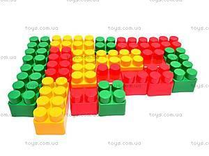 Конструктор Юни-блок, 60 элементов, Юника, фото