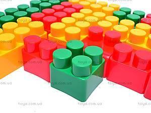 Конструктор Юни-блок, 60 элементов, Юника, игрушки