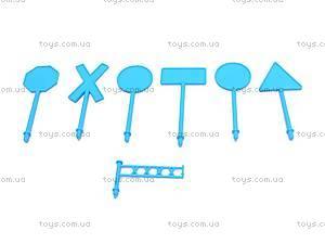 Конструктор Юни-блок, 60 элементов, Юника, детские игрушки