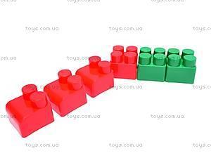 Конструктор Юни-блок, 60 элементов, Юника, магазин игрушек