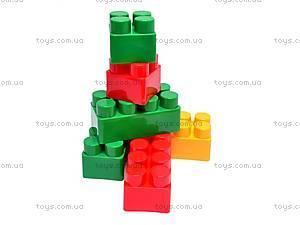 Конструктор Юни-блок, 60 элементов, Юника, іграшки