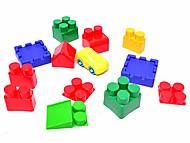 Детский конструктор Юни-блок 94 детали, Юника, іграшки