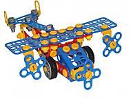 Конструктор «Изобретатель»-«Самолёт №2», 55019, фото