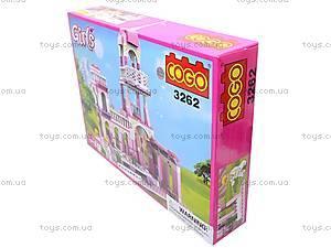 Конструктор «Замок», CG3262, купить