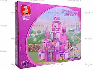 Конструктор «Замок мечты», M38-B0152R
