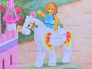 Конструктор «Замок мечты», M38-B0152R, детские игрушки