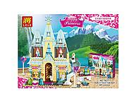 Конструктор «Замок принцессы», 483 детали, 79277