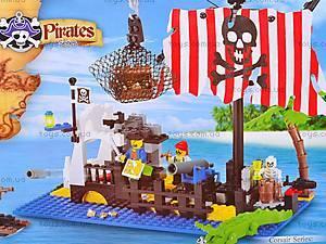 Конструктор «Затопленный корабль», 302, игрушки