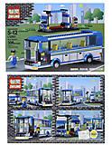Детский конструктор «Автобус», L12001, купить