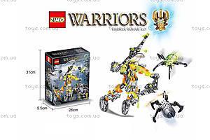Конструктор   «Zimo Warriors», 70805A