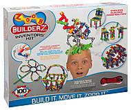 Конструктор Zoob Inventors Kit, 100 деталей, 11100
