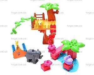 Детский конструктор Toyland «Зоопарк», 10105