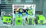 Конструкторский набор с роботами, DIY002, купить