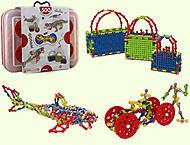 ZOOB конструктор подвижный детский, 500 деталей, 11500, детские игрушки