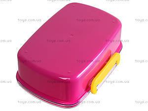 Пластиковый контейнер для еды Barbie, 704946, купить