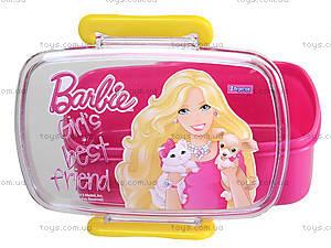 Пластиковый контейнер для еды Barbie, 704946, фото