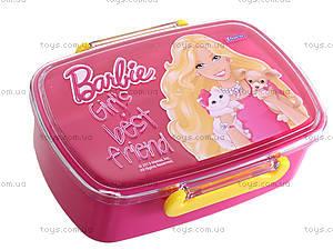 Пластиковый контейнер для еды Barbie, 704946