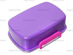 Пластиковый контейнер для еды «Долго и счастливо», 704144, купить