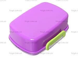Пластиковый контейнер для еды «Принцесса», 704136, цена