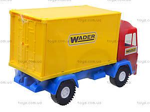 Игрушечная машина Mini Truck контейнер, 39210, купить