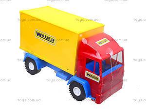 Игрушечная машина Mini Truck контейнер, 39210, фото