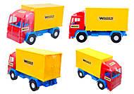 Игрушечная машина Mini Truck контейнер, 39210