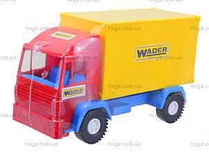 Игрушечная машина Mini Truck контейнер, 39210, отзывы