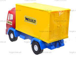 Игрушечная машина Mini Truck контейнер, 39210, цена