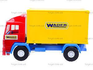 Игрушечная машина Mini Truck контейнер, 39210, игрушки