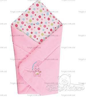 Конверт для новорожденного Best Friend, розовый, 0190-10 Pink