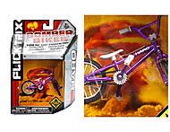 Металлическая модель велосипеда BMX, 12049-6016364-FT, фото