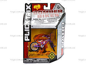 Металлическая модель велосипеда BMX, 12049-6016364-FT, детские игрушки