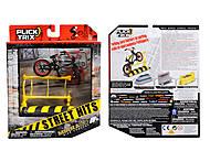 Набор коллекционных моделей велосипедов BMX с препятствиями, 12036-6014455-FT, отзывы