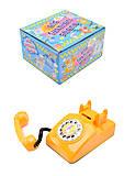 Копилка-телефон, KQ-CQG-02, фото