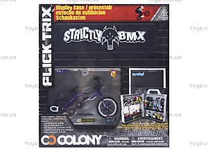 Коллекционная модель велосипеда BMX в чемодане, 12037-6014457-FT, отзывы