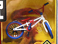 Металлическая модель велосипеда BMX, 12049-6016364-FT